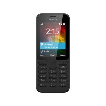 Nokia 215 Dual Sim - Black