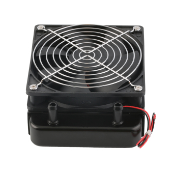 harga CHEER 120mm Water Cooling CPU Cooler Row Heat Exchanger Radiator with Fan for PC Lazada.co.id