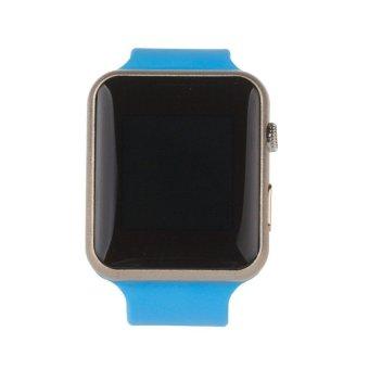 Smart Watch GU08 Bluetooth Wrist Sportwatch For Apple iPhone5S 6 Plus Samsung Huawei Xiaomi HTC OPPO (Intl)