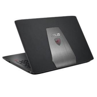 Jual ASUS ROG GL752VW-6700HQ - RAM 4GB - Intel Corei7-6700HQ - GTX960-4GB - 17.3FHD - Win10 - Hitam