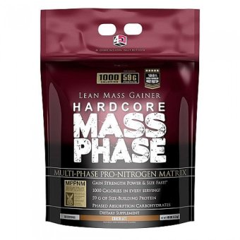 4DN Muscle Mass Phase