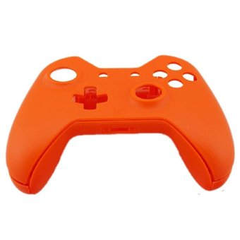 Replacement Protective Case Cover Skin Shell Buttons Kit for Microsoft Xbox One (Orange) (Intl)