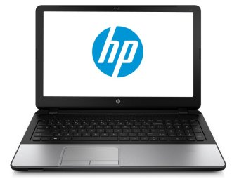 HP Notebook 345 G2 - AMD Quad Core A8-6410 - 4GB - Hitam