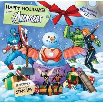 Periplus - Happy Holidays! from the Avengers: Featuring the Voice of Stan Lee!