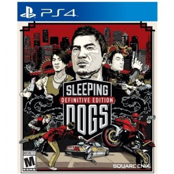 Sony Playstation 4 - Sleeping Dogs: Definitive Edition