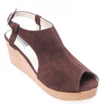 Edberth Woman Shoes Lissa - Cokelat