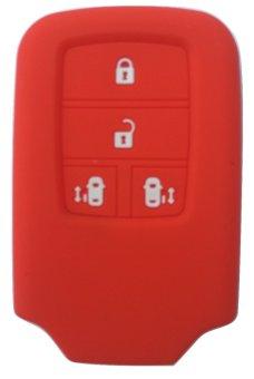 Sarung Kunci Silikon Honda Odyssey Prestige - Merah