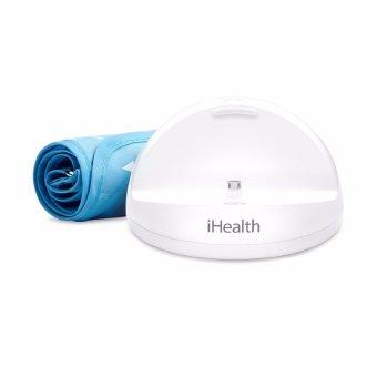 Xiaomi iHealth Blood Pressure Monitoring Dock for Smartphone Original Alat Kontrol Tekanan Darah - Putih