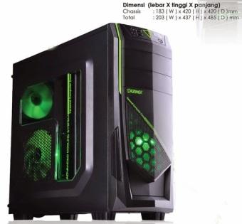 Jual Intel - Komputer Office - Intel Core i3 4160 - RAM 4 GB - HDD 1 TB - Hitam Harga Termurah Rp 6999000. Beli Sekarang dan Dapatkan Diskonnya.