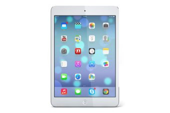 Apple iPad Mini Retina Cellular - 16GB - Silver