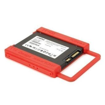 TQ Design 2.5 Inch to 3.5 Inch HDD Enclosure - (Red)