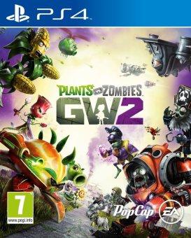 Sony Playstation 4 Plants vs Zombies Garden Warfare 2