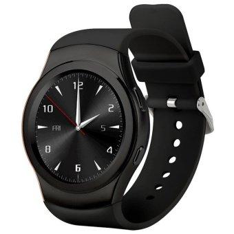 Smart Watch G3. Clock Notifier Support Sim Card GPRS (black) (Intl)
