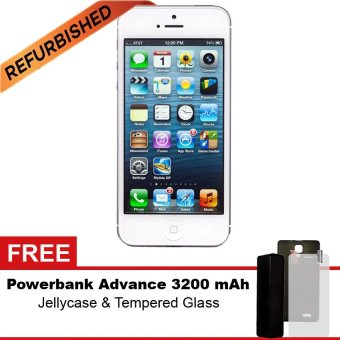 Refurbished Apple iPhone 4S - 32GB - Putih - Grade A