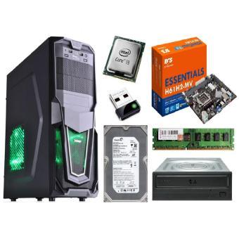 Intel Core i3 2120 3.3GHz Komputer Rakitan Office
