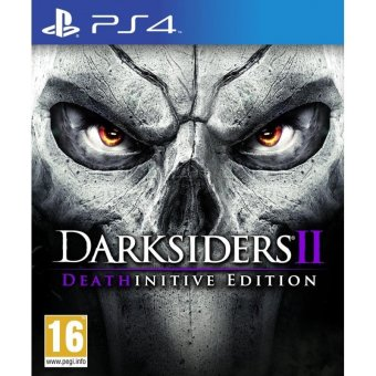 Sony Entertainment Sony Playstation PS4 Darksiders II (Deathinitive Edition)