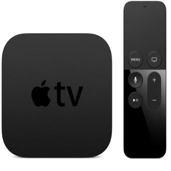 Apple TV 4th Generation 32GB - Hitam