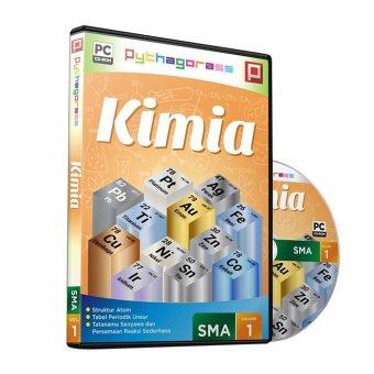 Tokoedukasi CD Pembelajaran SMA Kimia Vol. 2