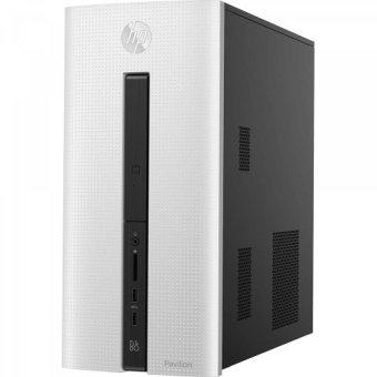HP 550-020l PC - 4GB - Intel Core i5 - Silver