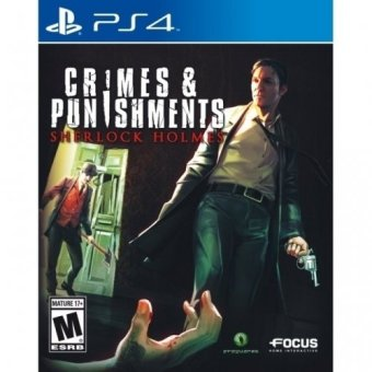 Sony PS4 Crimes & Punishments : Sherlock Holmes Reg All