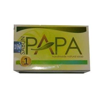 Sabun Papa Untuk Kulit Berminyak No.1 - Isi 1