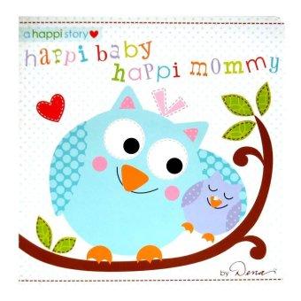 Genius Buku Anak Genius A Happi Story : Happi Baby Happi Mommy