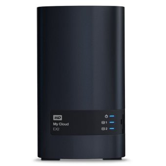 Western Digital My Cloud EX2 - 0TB Gigabit Lan