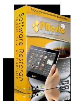 Bee Accounting - Software Restoran Bee Presto Gold