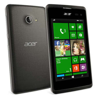 Acer Liquid M220 - 4 GB - Hitam