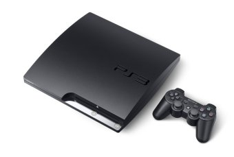 Sony PS3 Slim 160 GB CFW Full Game