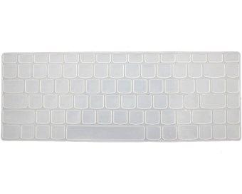 harga 2pcs For Lenovo Y40 / G40 / Z40 / N40 / B40-30 to 45 70 Keyboard Protective Film FLEX2 V1000 Laptop Sticker Case (Transparent) Lazada.co.id
