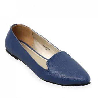 Cerelia Tania CR Flatshoes - Biru