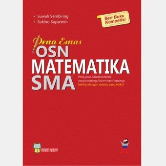 Yrama Widya - Pena Emas Olimpiade Sain Nasional Matematika SMA