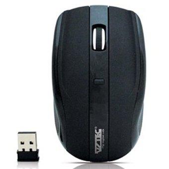 Vztec Wireless Optical Mouse - Hitam
