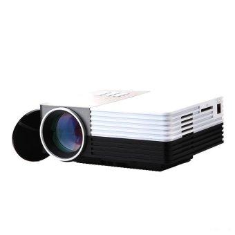 Gigxongadgets TS-50 Mini Projector HDMI Portable LCD Projector - Intl
