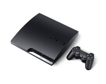 Sony Playstation 3 SLIM 160GB - Hitam