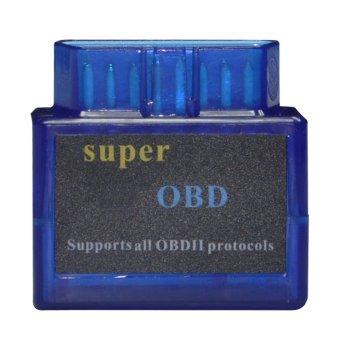 Super Mini OBD2 OBD-II Bluetooth CAN-BUS Auto Diagnostic Tool (Intl)