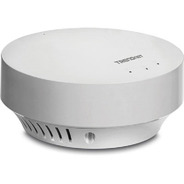 harga Trendnet TEW-735AP - N300 High Power PoE Access Point - Smoke Detector Shape - Putih Lazada.co.id