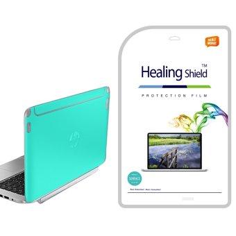 HealingShield HP Split 13 X2-G110DX TOP Surface Protector Skin 2pcs