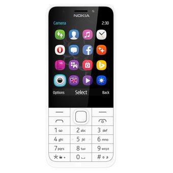 Nokia 230 Dual Sim - 16 Mb - Silver