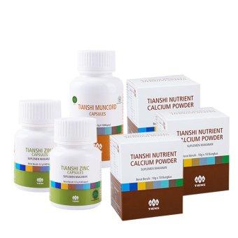 Tiens - Nutrisi Kesuburan Pria - 1 Paket