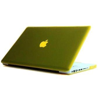 De Cheng Macbook Pro 13.3 Crystal Case PC material Multi-colours (Yellow)