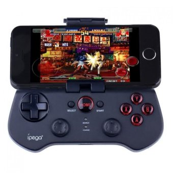 Ipega Mobile Wireless Gaming Controller Bluetooth - PG-9017 - Hitam