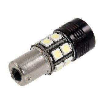Generic 1156 7W 9 x 5050 CREE White Car LED Light 2pc