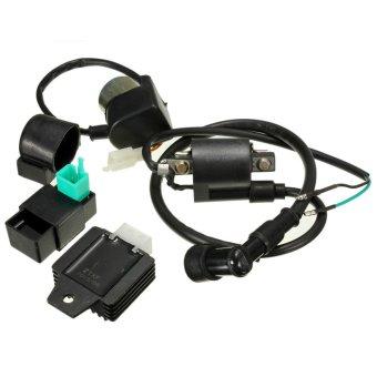 harga Ignition Coil Regulator Rectifier CDI Unit Starter Ralay for 110cc125cc ATV QUAD Lazada.co.id
