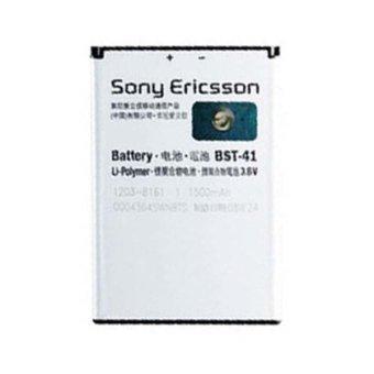 Sony Ericsson Baterai BST-41 Original Non Pack terpercaya