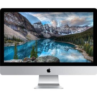 Jual Apple iMac MK472ID/A - 27 5K-Retina - Intel - 8GB RAM - Silver