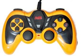 K-One Gamepad USB Single STK 2026 - Oranye