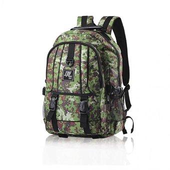 harga Aleganza Exclusive Tas Laptop Backpack Sekolah Kuliah Kerja - Army Lazada.co.id