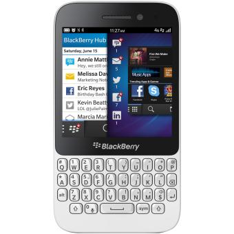 Blackberry Q5 - 8 GB - Putih
